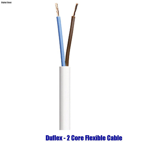 Duflex - 2 Core Flexible Cable