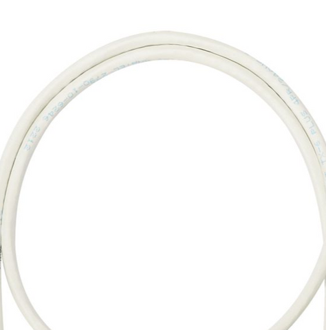 Panduit Cat 6a patch cord CM (3m) , Off White (NK6APC3M)