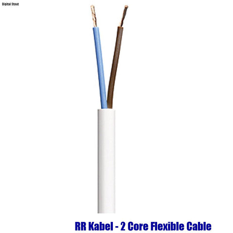 RR Kabel - 2 Core Flexible Cable