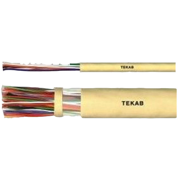 TEKAB Telephone 0.63MM 100Pairs Cables