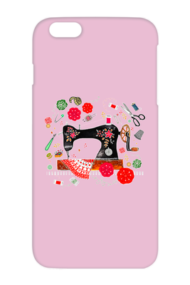 Sewing iPhone Case - I Love Quilting Forever - 25