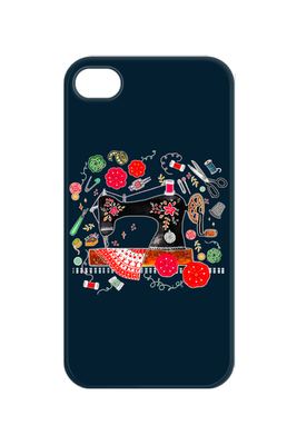Sewing iPhone Case - I Love Quilting Forever - 6