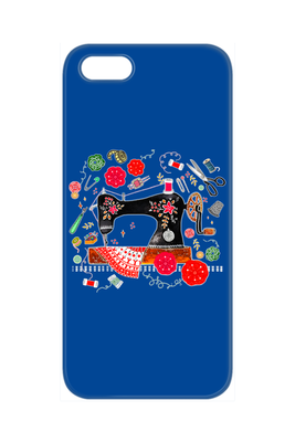 Sewing iPhone Case - I Love Quilting Forever - 9