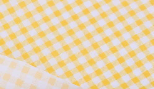 "6pcs Yellow ""Extra Fat"" Fat Quarters"