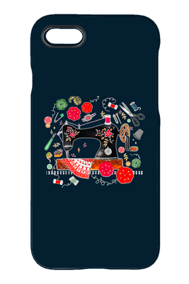Sewing iPhone Case - I Love Quilting Forever - 28
