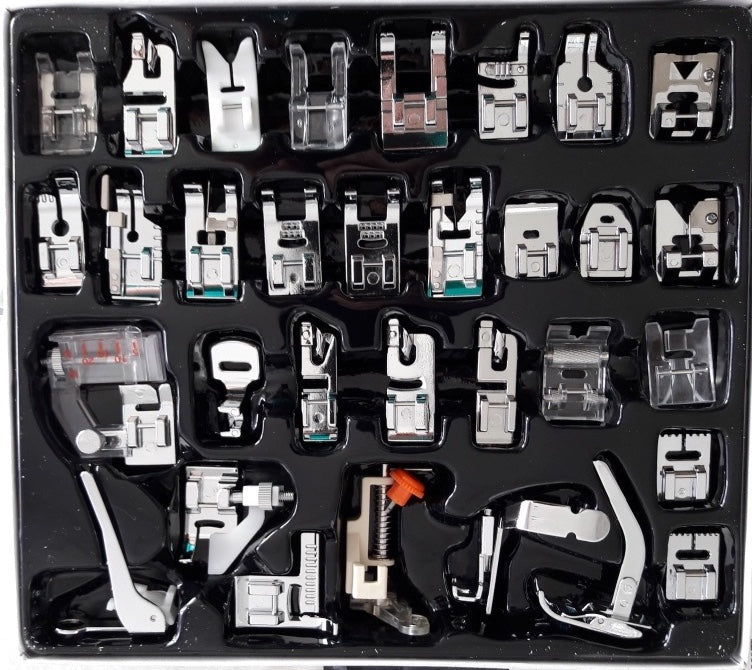 32pcs Presser Feet Kit (Free Shipping)