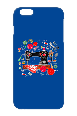Sewing iPhone Case - I Love Quilting Forever - 22