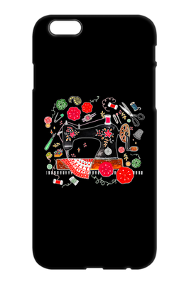 Sewing iPhone Case - I Love Quilting Forever - 17