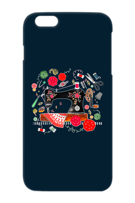 Sewing iPhone Case - I Love Quilting Forever - 23