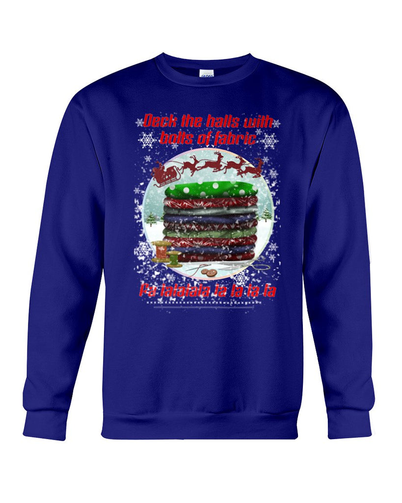 Deck The Halls Christmas Shirt