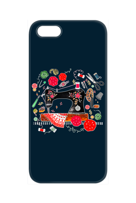 Sewing iPhone Case - I Love Quilting Forever - 10