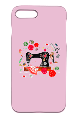 Sewing iPhone Case - I Love Quilting Forever - 36