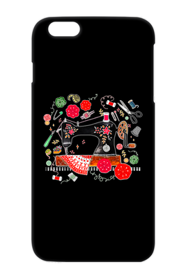 Sewing iPhone Case - I Love Quilting Forever - 21