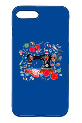 Sewing iPhone Case - I Love Quilting Forever - 34