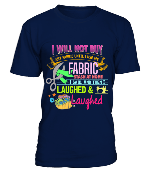 Sewing Stash Shirt - I Love Quilting Forever - 1