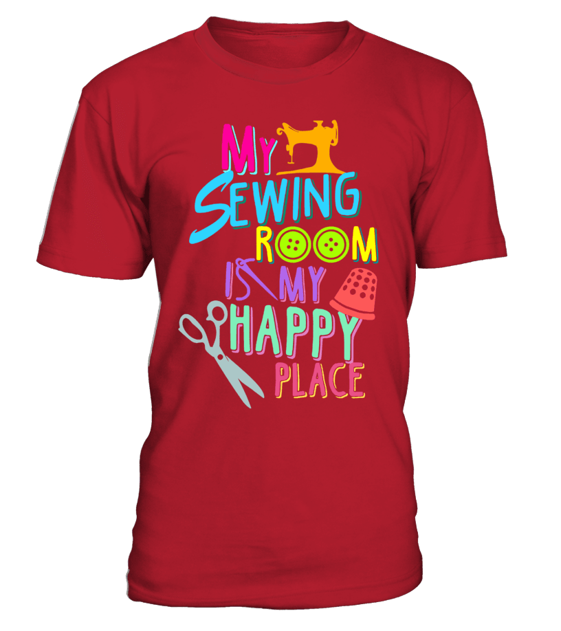 Sewing Room Shirt - I Love Quilting Forever - 2