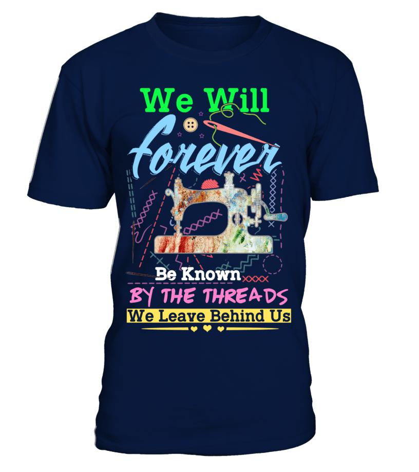 Sewing Forever Shirt - I Love Quilting Forever - 1