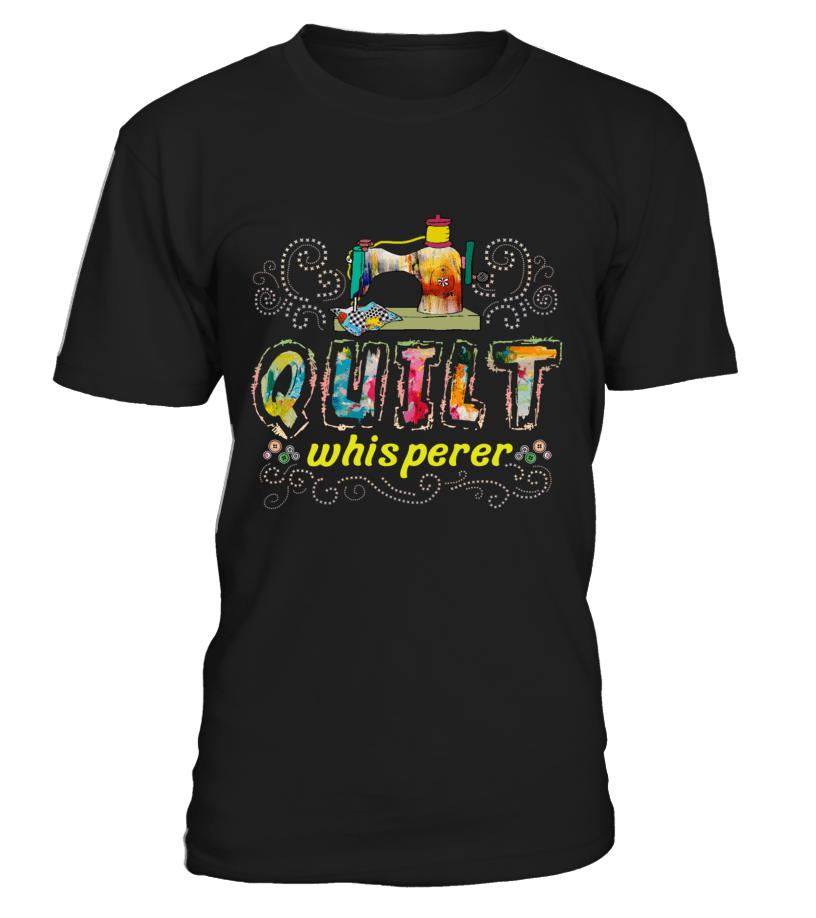 Quilting Whisperer Shirt - I Love Quilting Forever - 5
