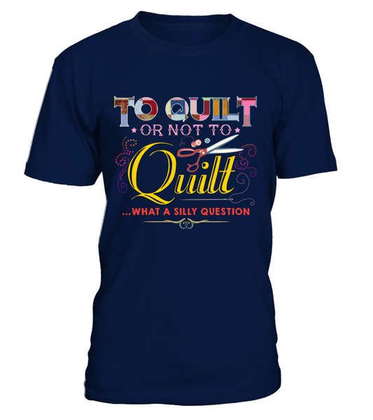 Quilting Silly Shirt - I Love Quilting Forever - 1
