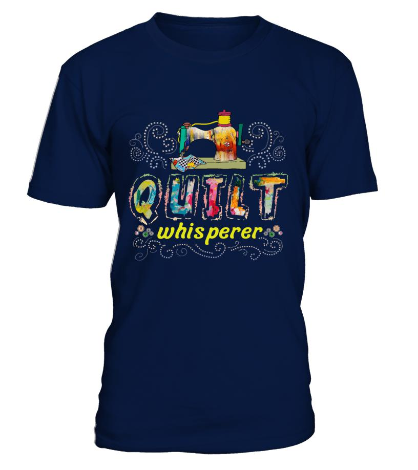 Quilting Whisperer Shirt - I Love Quilting Forever - 1