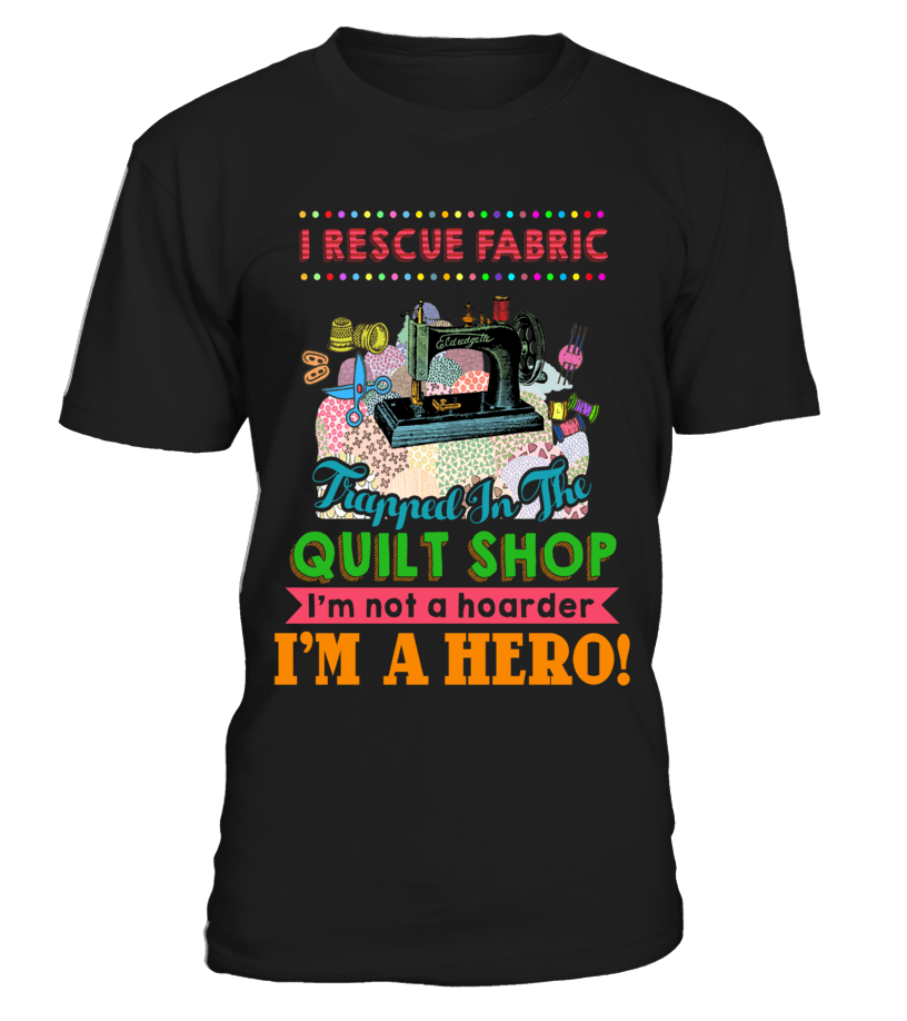 Quilting Hero Shirt - I Love Quilting Forever - 2