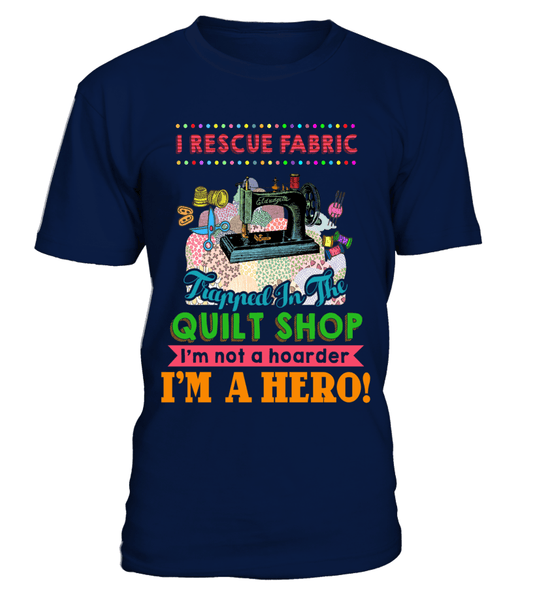 Quilting Hero Shirt - I Love Quilting Forever - 1
