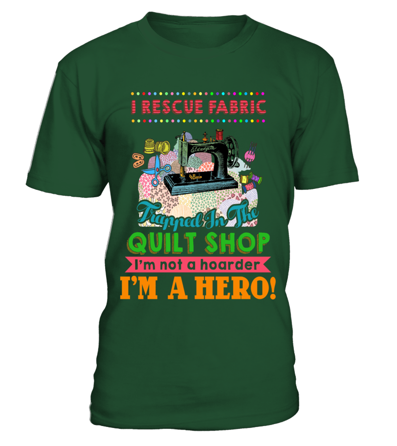 Quilting Hero Shirt - I Love Quilting Forever - 16