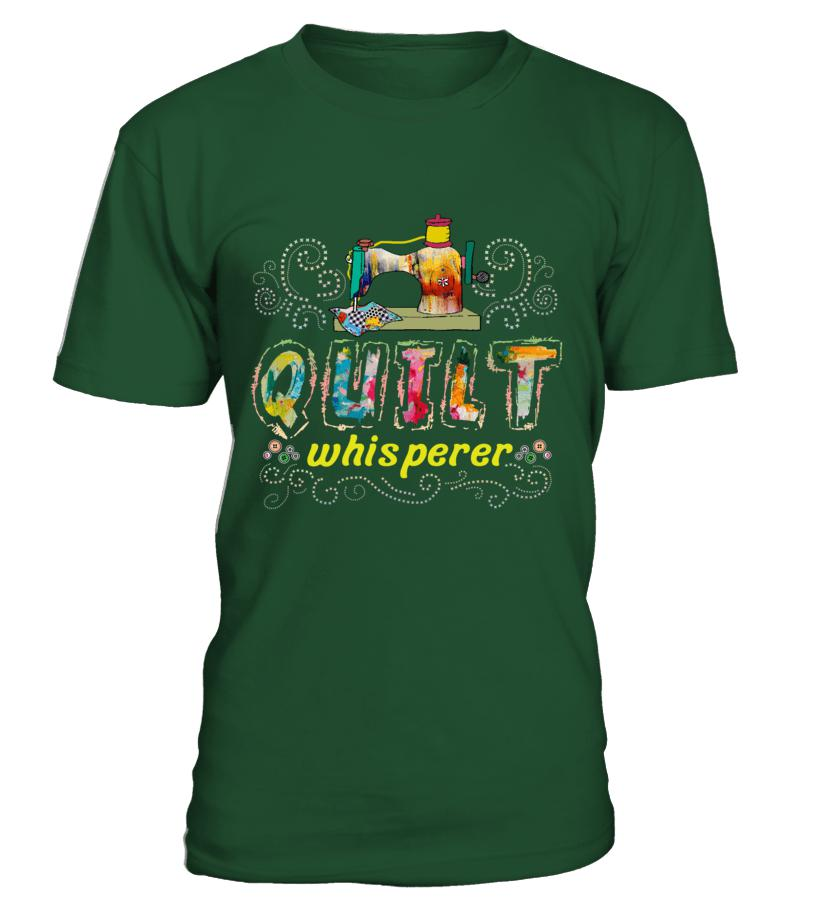 Quilting Whisperer Shirt - I Love Quilting Forever - 2