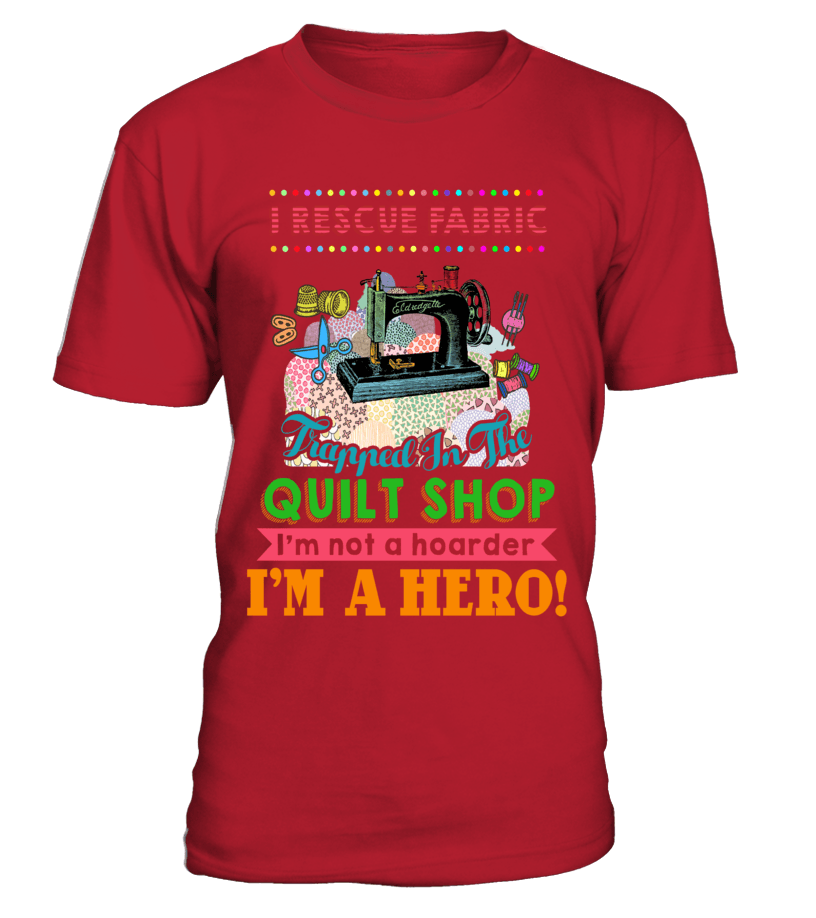 Quilting Hero Shirt - I Love Quilting Forever - 6