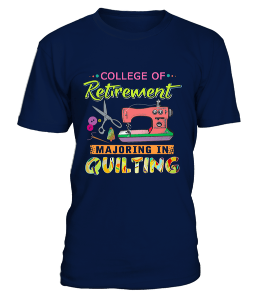 Quilting Major Shirt - I Love Quilting Forever - 1
