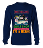 Quilting Hero Shirt - I Love Quilting Forever - 10