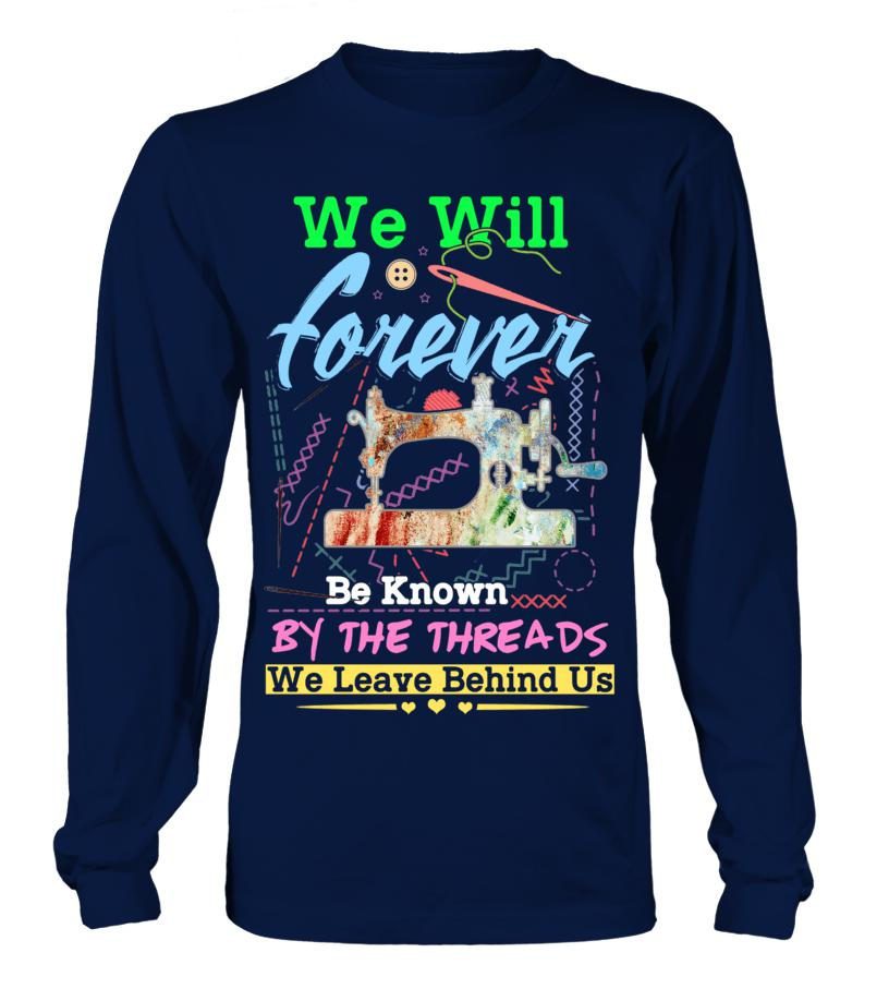Sewing Forever Shirt - I Love Quilting Forever - 2