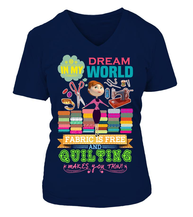 Quilting Dream Shirt - I Love Quilting Forever - 4