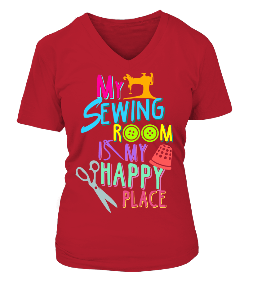 Sewing Room Shirt - I Love Quilting Forever - 5