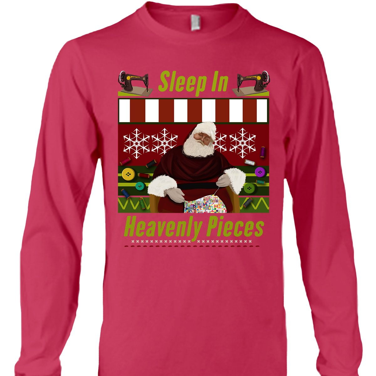 Heavenly Pieces Christmas Shirt