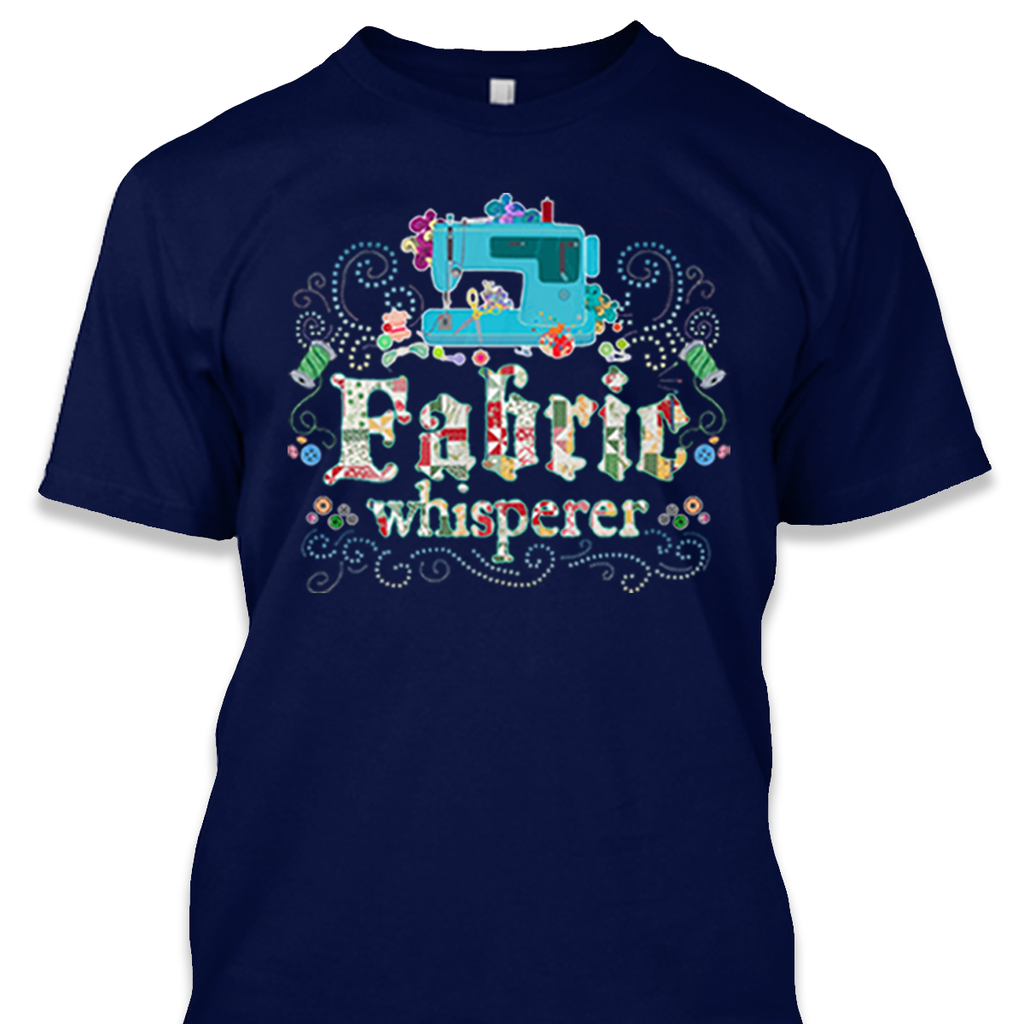 Sewing Fabric Whisperer Shirt