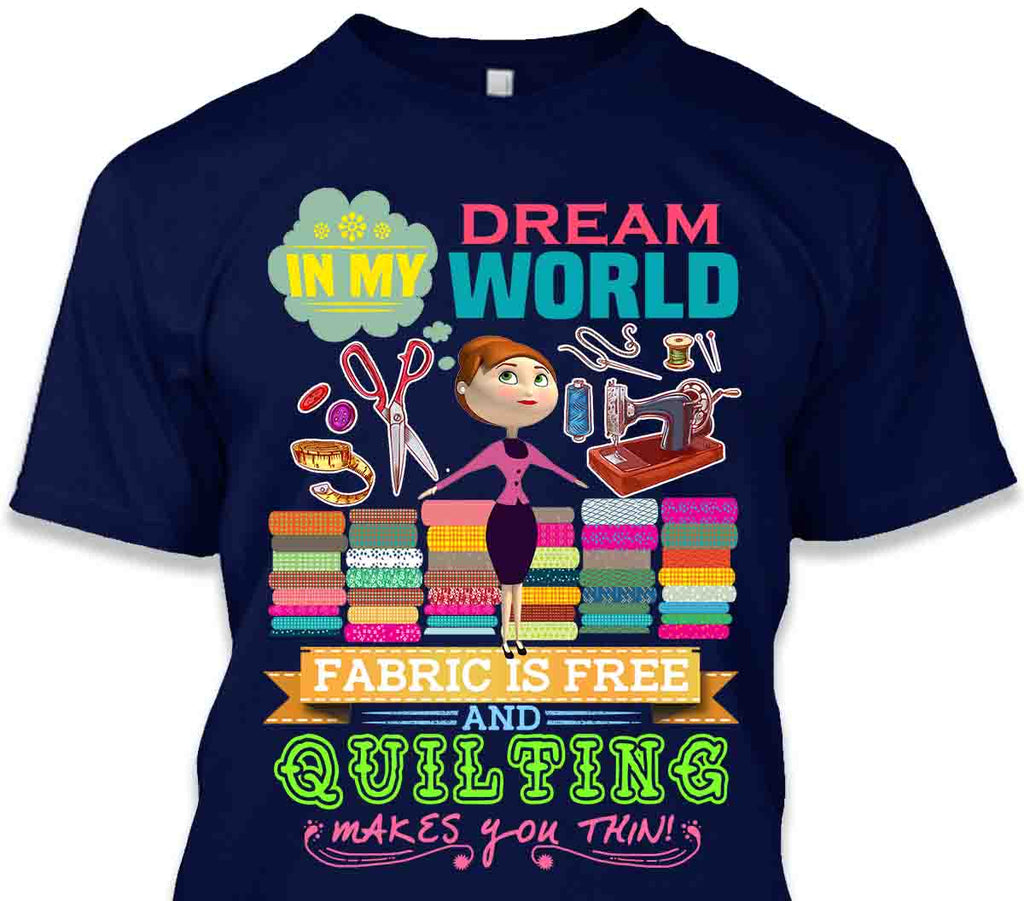 Quilting Dream Shirt