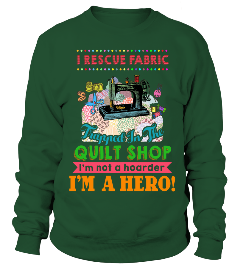 Quilting Hero Shirt - I Love Quilting Forever - 17