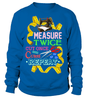 Sewing Measure Twice Shirt - I Love Quilting Forever - 14