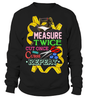 Sewing Measure Twice Shirt - I Love Quilting Forever - 4