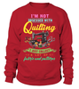 Quilting Obsessed Shirt - I Love Quilting Forever - 11