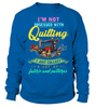 Quilting Obsessed Shirt - I Love Quilting Forever - 16