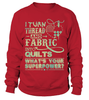 Quilting Superpower Shirt - I Love Quilting Forever - 11