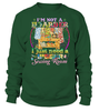 Sewing Hoarder Shirt - I Love Quilting Forever - 12
