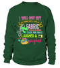 Sewing Stash Shirt - I Love Quilting Forever - 14