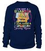 Sewing Hoarder Shirt - I Love Quilting Forever - 10