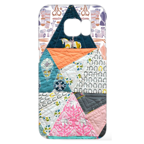 Sewing Triangle Samsung Galaxy Case
