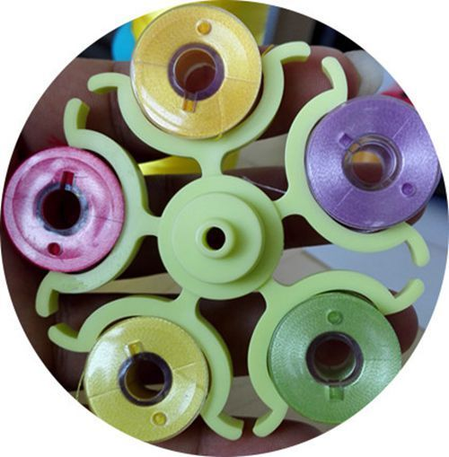 Bobbin Tower Storage for 30 Bobbins