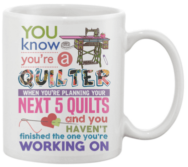 Quilting Next Mug - I Love Quilting Forever