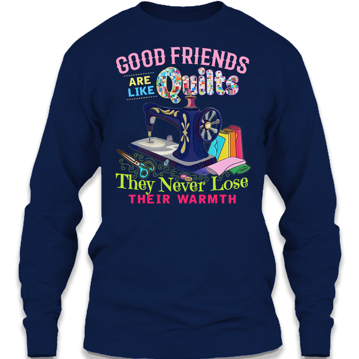 Quilting Warmth Shirt